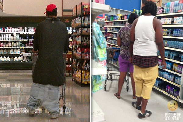 Is He Going To?-Strangest People Of Walmart