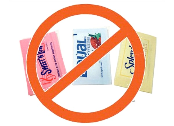Artificial Sweeteners-Foods That Cause Headache