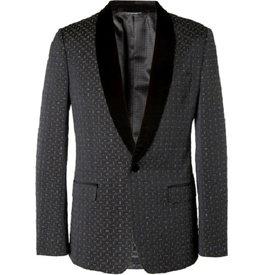 Dolce & Gabbana $2,195-Most Expensive Tuxedos In The World