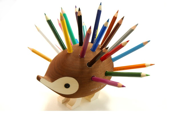 Cutest-Weirdest Pencil Holders