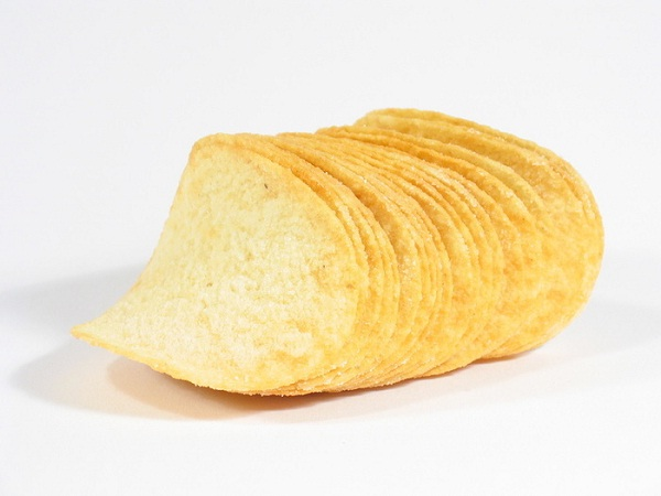 Potato Chips-Foods That Cause Acne