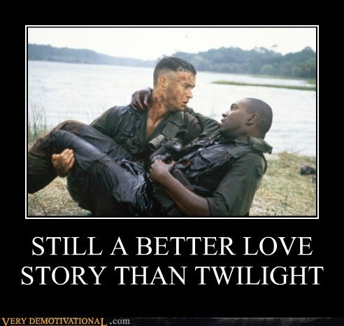 "Death Is Better-Best ""Still A Better Love Story Than Twilight"" Memes"