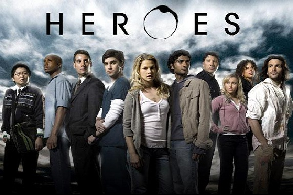 Heroes-TV Shows That Never Should Have Been Cancelled