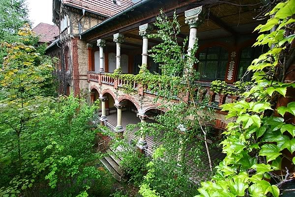 Beelitz Military Hospital-The Creepiest Places On Planet Earth