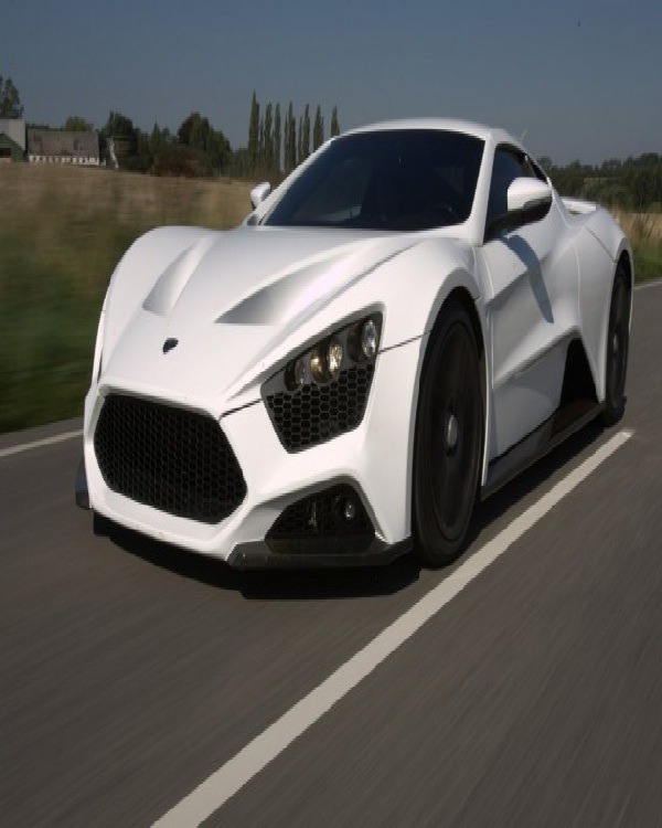 Zenvo ST1-Most Expensive Cars In The World