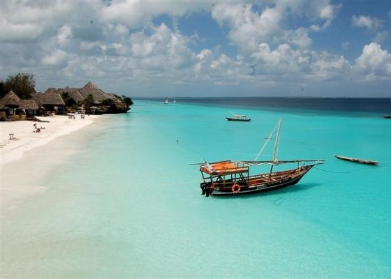 Zanzibar, Indian Ocean-Most Beautiful Beaches In The World