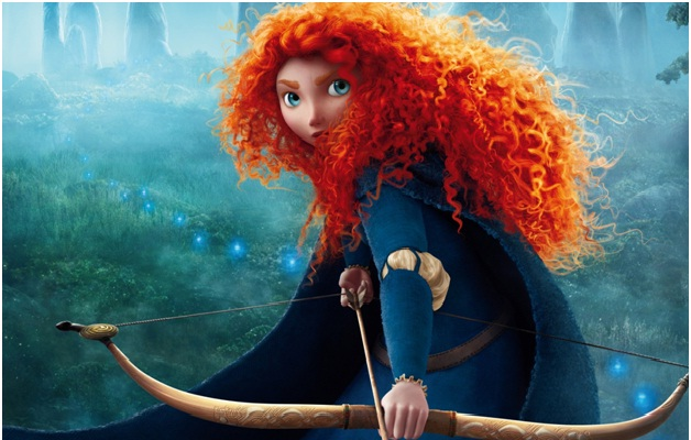 Princess Merida-Best Disney Princess Love Quotes