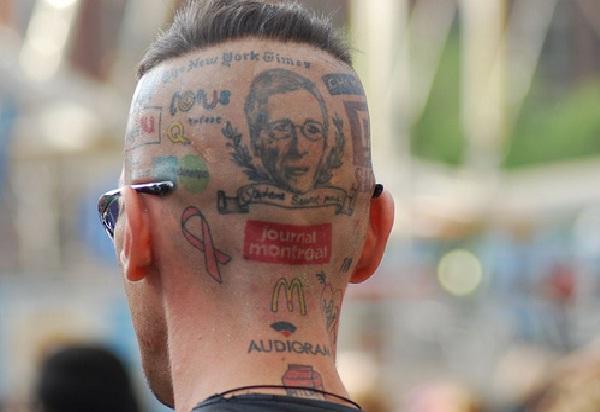 Multi-Board-Disgusting Advertisement Tattoos