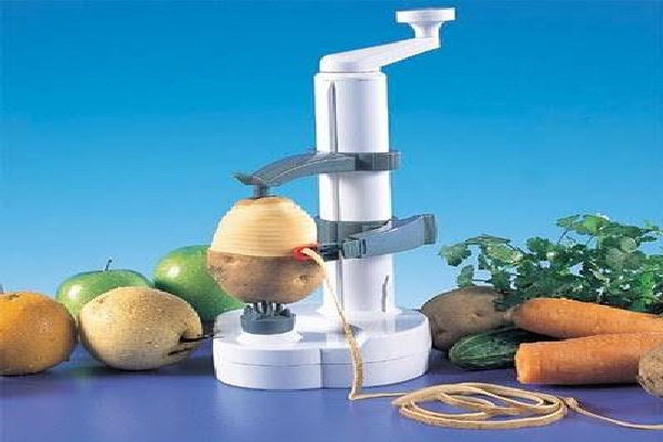 Peeling Made Easy-Cool Kitchen Gadgets