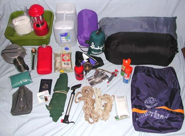 Camping equipment-Best Things To Buy In October
