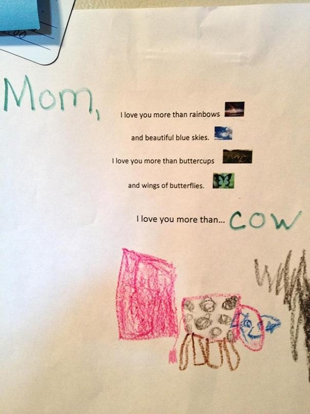 Doing so well-Hilarious And Honest Notes From Kids