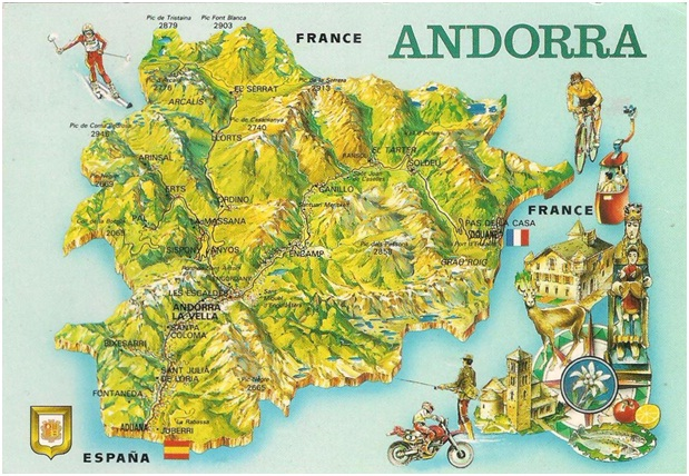 Andorra-Countries With No Income Tax