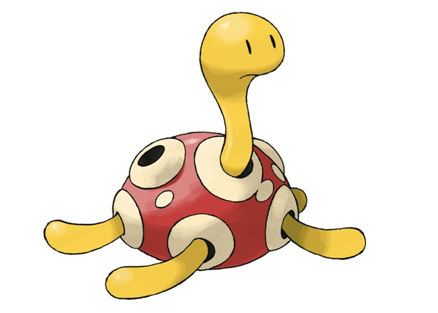 Shuckle Can Deal The Most Hits-Mind Blowing Facts About Pokemon
