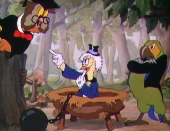 Drunk Bird-Drunk Disney Characters