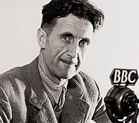 George Orwell-Teachers Who Got Famous In Other Professions