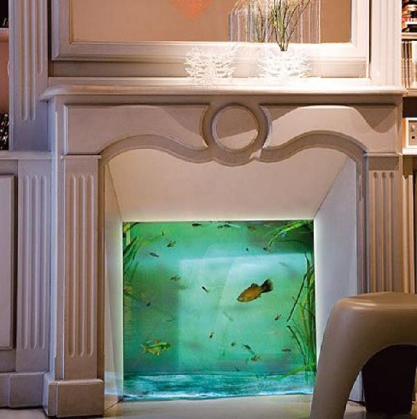Fire-Creative Aquariums