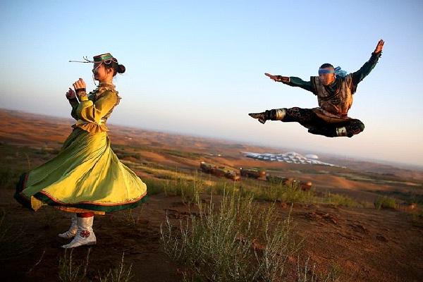 Xiangshawan Desert - Inner Mongolia-Most Fascinating Deserts