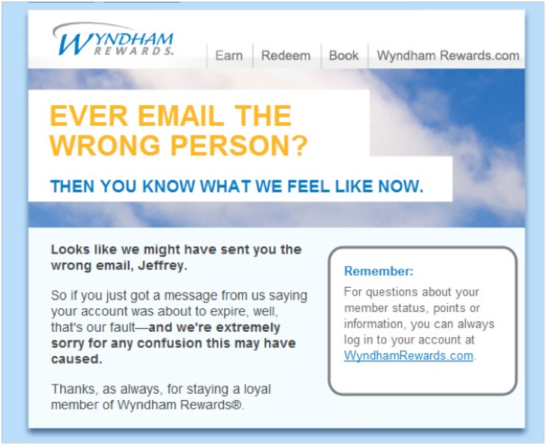 Emails Can Be Undone-Hilarious Email Blunders