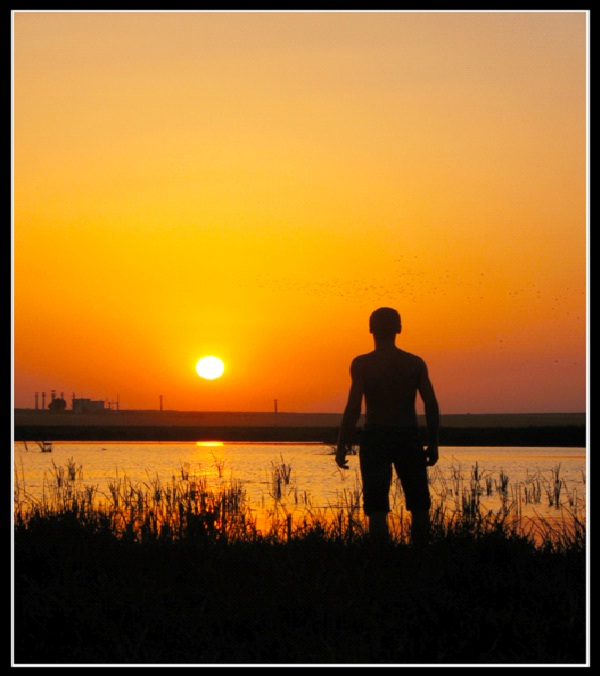 Watching The Sunset On A Warm Night-Most Priceless Moments In A Person's Life