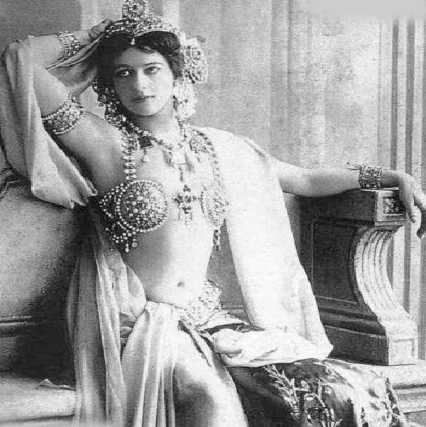 Mata Hari-Most Famous Spies