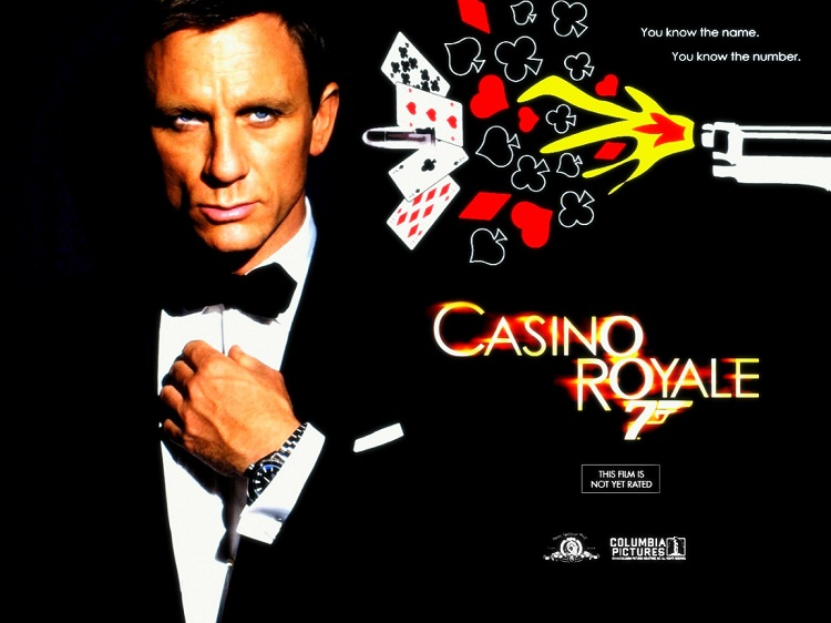 Casino Royale-Surprising Unknown Facts About Hollywood Movies