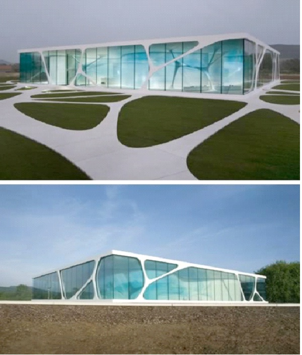 Leonardo Glass Cube-Most Amazing Houses
