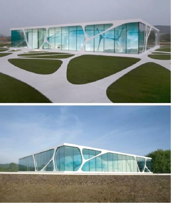 Leonardo Glass Cube-Most Amazing Houses