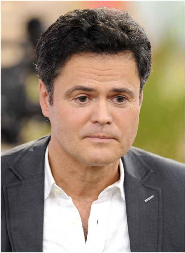 Donny Osmond-12 Disgusting Celebrity Habits You Probably Don't Know About