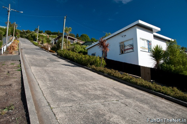 Steepest Residential Street In The Word-Most Unique And Amazing Streets