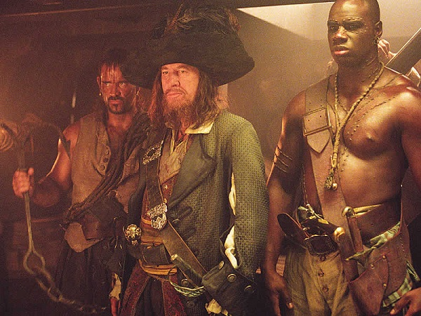 Captain Barbossa-Best Disney Villains