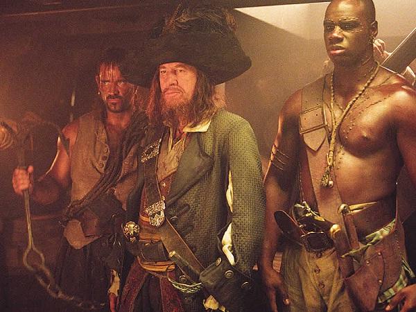 Captain Barbossa-Best Disney Villains
