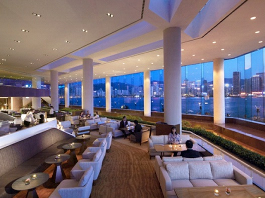 InterContinental Hong Kong - Terrace Suite - $14,139-Most Expensive Honeymoon Destinations In The World