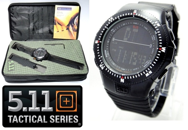 Tactical Field Watch-Zombie Apocalypse Survival Kit