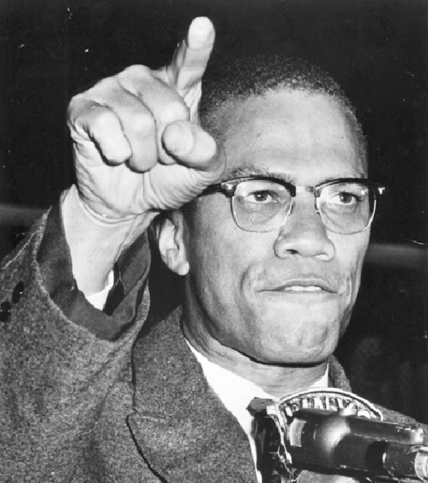 Malcolm X-Greatest Leaders In History