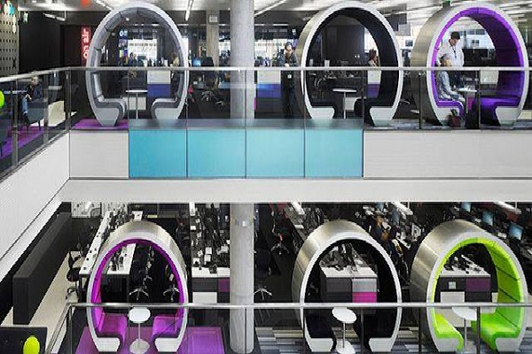 BBC-Coolest Offices In The World