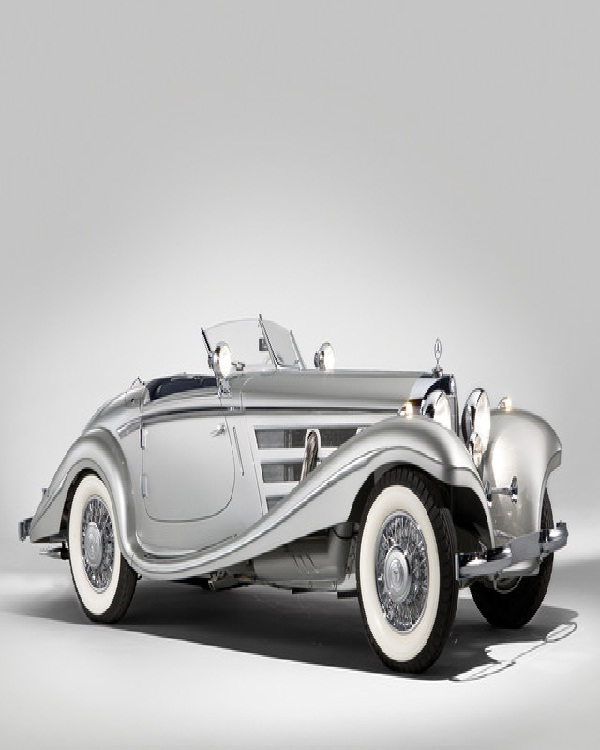 1937 Mercedes-Most Expensive Vintage Cars