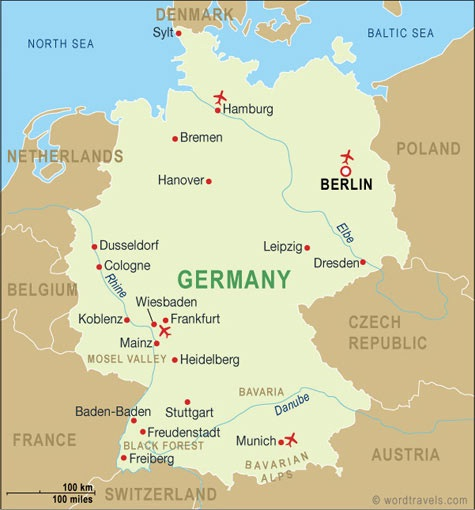 Germany-Countries With The Best Food
