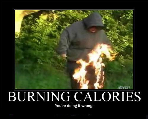 "There Are Easier Ways To Lose Weight-Hilarious ""you Are Doing It Wrong"" Pics"