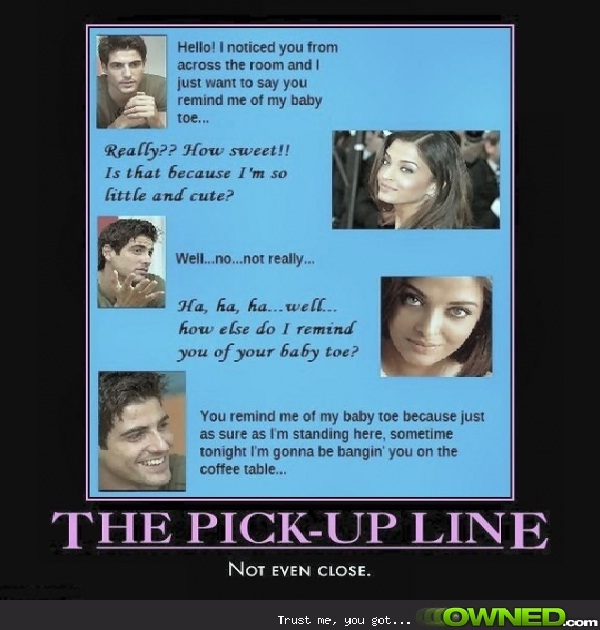 Baby-Funniest Pick Up Lines