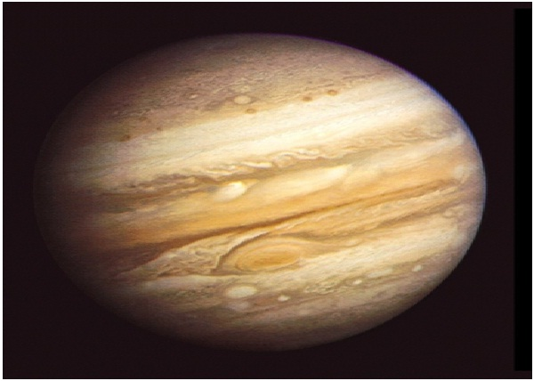 Jupiter: The Fastest Spinning Planet-Amazing Facts About Jupiter