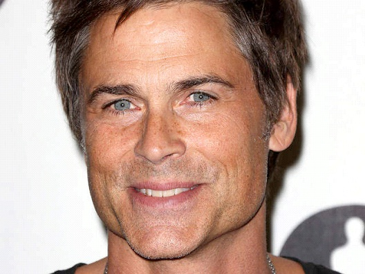 Rob Lowe-Celebrities Who Don't Drink At All
