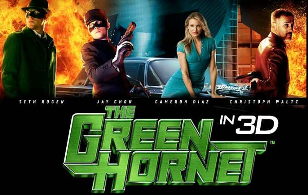 The Green Hornet-Superhero Movies That Disappointed Us