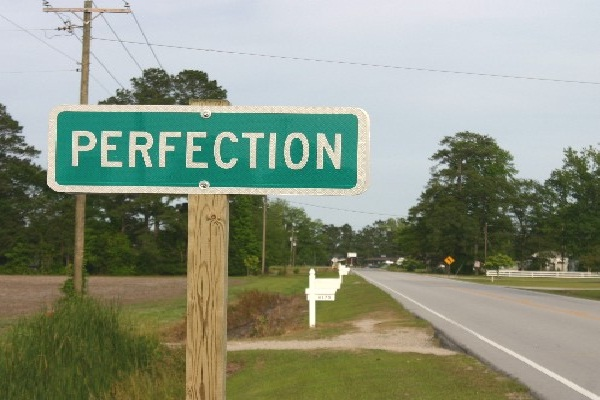 Stop Trying To Be Perfect.-Tips To Build Self Esteem
