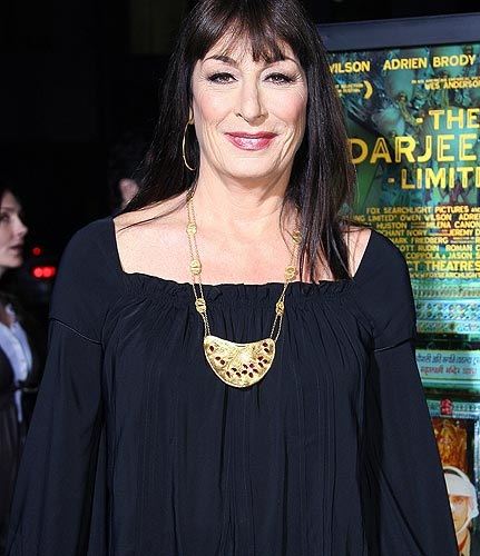 Angelica Huston-Celebs Who Are Without Kids