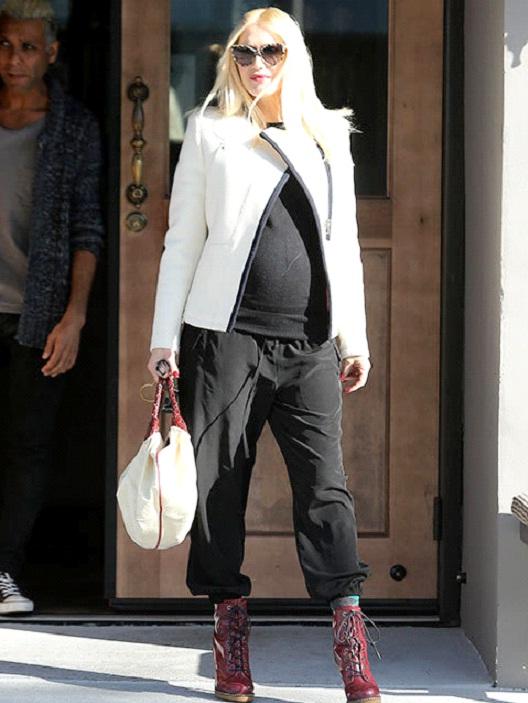 Gwen Stefani-Hottest Pregnant Women Ever