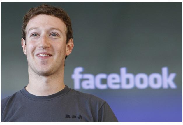 Mark Zuckerberg-Youngest Billionaires 2013