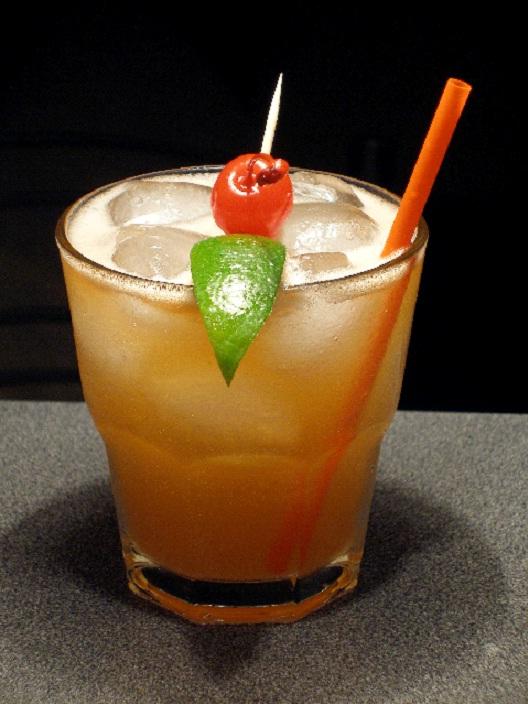 Original Mai Tai - $1,267-Most Expensive Alcoholic Drinks