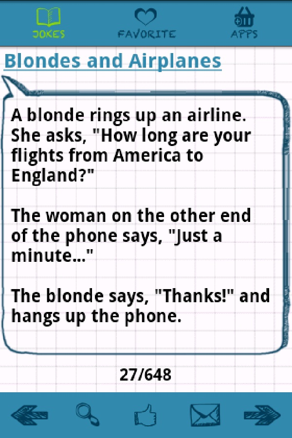 A Short Flight-12 Best Blonde Jokes That Will Make You Cry Laughing