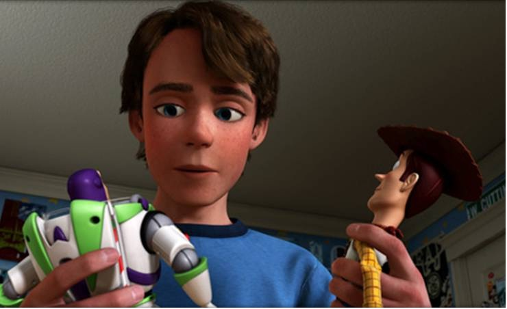"""Andy-Little Known Things About """"Toy Story"""" Trilogy"""