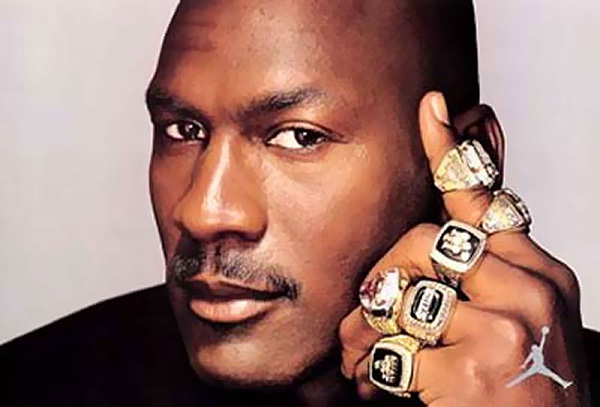 Michael Jordan-Celebrities With Surprising College Degrees